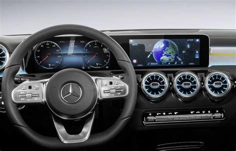 Mercedes Classe E Interni Mercedes Classe A Ecco Gli Interni Motorzoom It