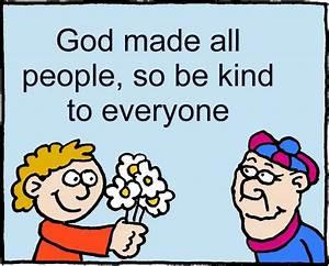 Image download: Be Kind | Christart.com