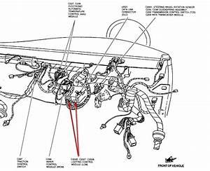 2003 Lincoln Town Car Air Suspension Wiring Diagram
