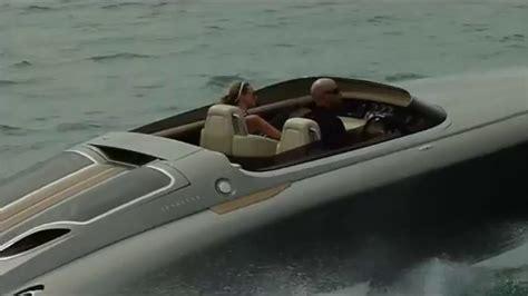 Speed Boat Max Speed by Porsche Speedboat Fearless