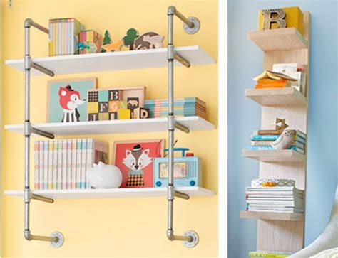 small shelves  magazine holder  bedroom organization