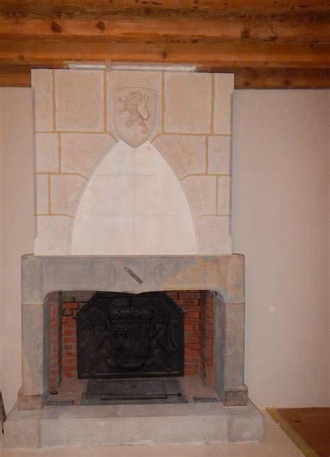 habillage de hotte de cuisine cheminées