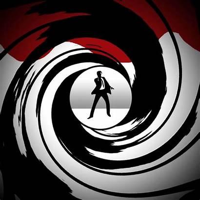Bond James 007 Movies Film Titles Logos