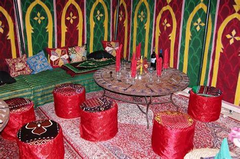 mille et une salle location de tente caidale marocaine dans le var