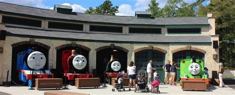 The Tidmouth Sheds by All About Day Out With Heritagerail Alliance