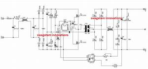 Smps 2 X 50v 350w Circuit For Audio Power Amplifiers