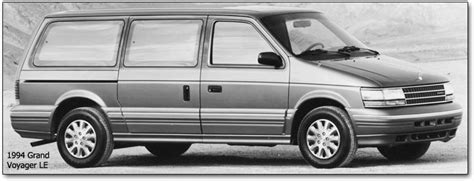 free car manuals to download 1994 plymouth grand voyager user handbook 1993 plymouth grand voyager information and photos zombiedrive