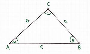 Winkel Im Rechtwinkligen Dreieck Berechnen : mathe nachhilfe trigonometrie am rechtwinkligen dreieck ~ Themetempest.com Abrechnung