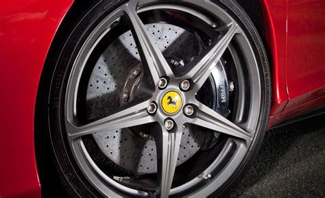 ferrari 458 wheels car and driver