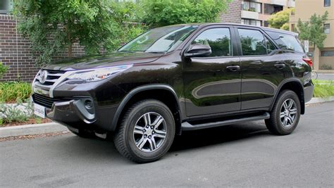 Toyota Fortuner 2019 by Toyota Fortuner 2019 2020 Review Gx