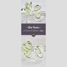 Gin Tonic Mit Gurke Und Szechuan Pfeffer  Recipe Health