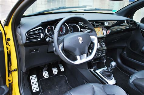 siege lacoste photo ds3 cabrio sport chic interieur