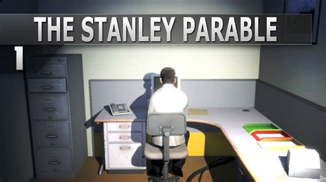 stanley parable life    dream episode