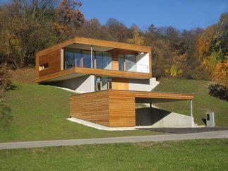 Moderne Häuser Hanglage by Minihaus Foto Architekturbox Zt Gmbh Bauhaus Hanglage