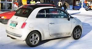 Fiat 500 2010 : spy shots 2010 fiat 500 cabrio ~ Medecine-chirurgie-esthetiques.com Avis de Voitures