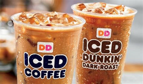 Dunkin' Donuts Iced Coffee Day Butter Infused Coffee Calories In Farmers Union Iced Instant With Semi Skimmed Milk Cake Benefits G7 Jelly Keurig Bitter