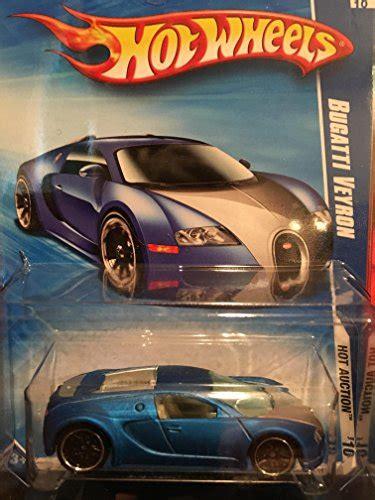 Scegli la consegna gratis per riparmiare di più. Hot Wheels 2010-160 Blue Bugatti Veyron Hot Auction 1:64 Scale - Buy Online in UAE. | Toys And ...