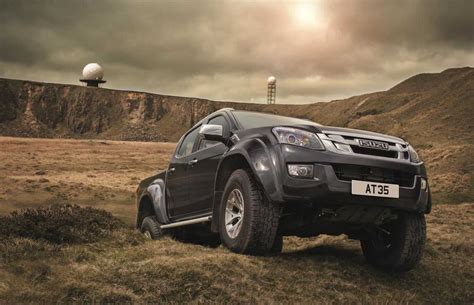 Isuzu D Max Backgrounds by The Isuzu D Max Arctic Trucks At35 Is The Most D
