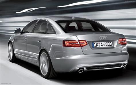 new audi a6 2009 widescreen exotic car wallpapers 02 of