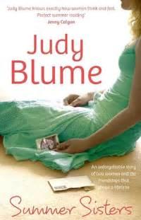 Judy Blume Summer Sisters Book