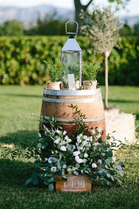 les  belles idees deco pour  mariage champetre