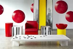 Fashion, Meets, Interior, Design, Color, Block, Furniture