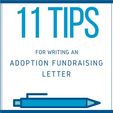 tips for writing an effective 11 tips to write an effective adoption fundraising letter