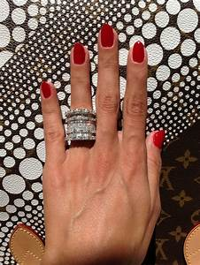 Classic red with my #MothersDay ring from my hubby! # ...