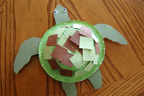 Sea Turtle Craft ~ Shes Crafty