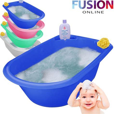jumbo x large baby bath tub plastic washing time big