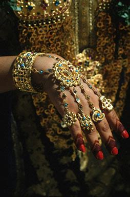 painet licensed rights stock photo of bejewelled arab bahrain islam india rings gold