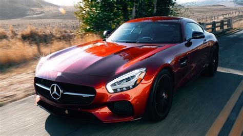 Dramatic And Dynamic Mercedesamg Gt S  Video Roadshow