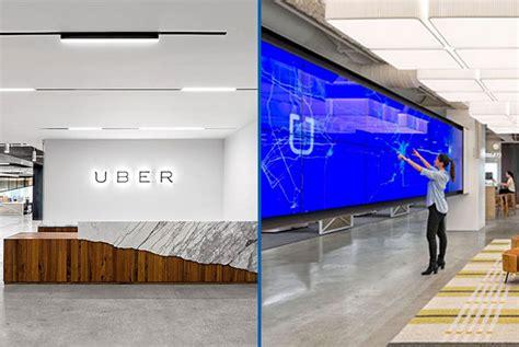 uber siege social voici les bureaux d 39 uber à san francisco chic et design