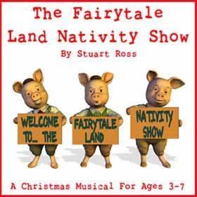 THE FAIRYTALE LAND NATIVITY SHOW KS1 EYFS Preschool