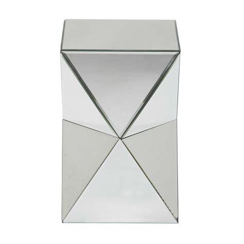 canape bebe bout de canapé miroir l 33 cm diamant maisons du monde