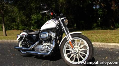used 2007 harley davidson xl883l sportster 883 low for sale