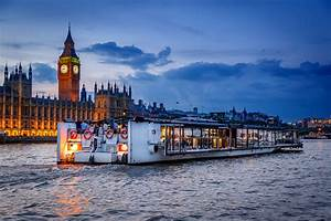 Bateaux London Classic Dinner Cruise And Coca Cola London
