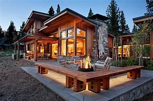 Mountain House In California By Ryan Architects