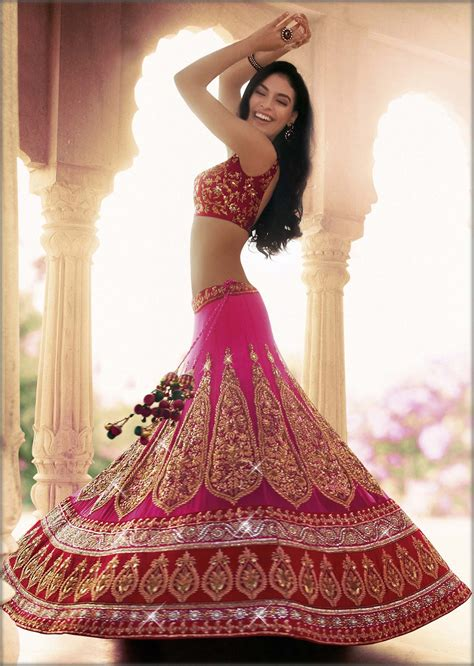 pink color  outfit indian dresses indian