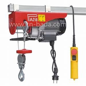 Bada Electric Hoist 125  250kg Max  Capacity Electric Hoist