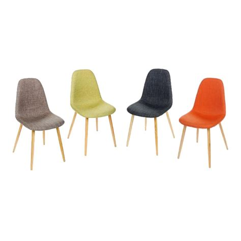 chaise couleur chaise tissu couleur miracle of chaise tissu couleur no
