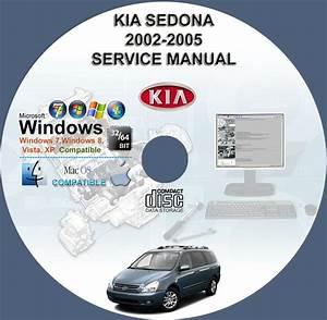 Kia Sedona 2002