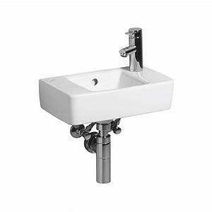 Waschtisch 50 X 40 : keramag renova nr 1 plan handwaschbecken 25 x 40 cm wei keramik bauhaus ~ Bigdaddyawards.com Haus und Dekorationen