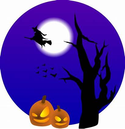 Clipart Moon Halloween Ghost Transparent Stories Webstockreview