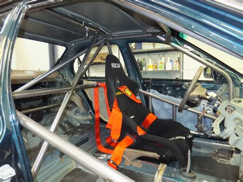 chase race roll bars cages