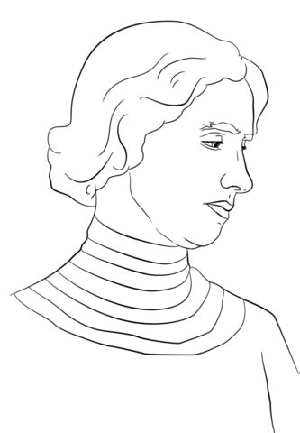 helen keller coloring page  printable coloring pages