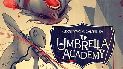 Umbrella Academy Wallpapers Cast Netflix Background Release