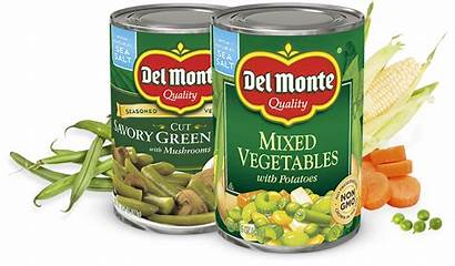 Vegetables Mixed Delmonte Canned Monte Del Foods