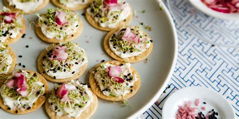 canape food ideas 27 gorgeous celebratory canapé recipes huffpost
