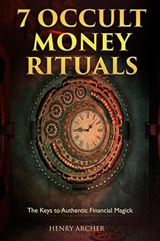 occult money rituals  keys  authentic financial
